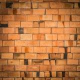 Brick wall dirty weathered texture Stock Photos