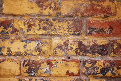 Brick Wall Grunge Royalty Free Stock Images