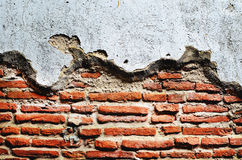 Brick wall. Grunge brick wall for background Stock Photos
