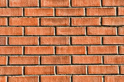 Brick wall HDR Royalty Free Stock Image