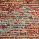 Brick Wall of Historic Building Stock Images