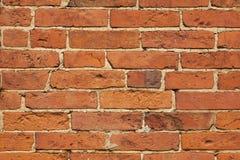 Brick wall horizontal texture Stock Image