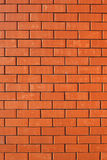 Brick wall of the house Stock Image