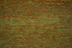 Brick wall. House structure texture terrain builders Wallpapers texture graffiti Royalty Free Stock Images