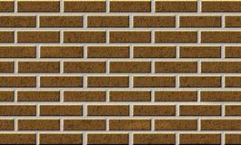 Brick wall illustration Royalty Free Stock Image