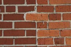 Brick Wall With Nail Stock Images