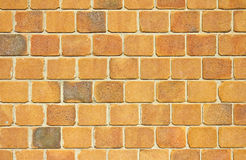 Brick Wall - Non Standard Royalty Free Stock Photo