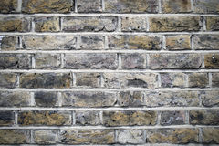 Brick wall. Old brick wall background london united kingdom Stock Photo
