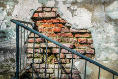 Brick in the wall Royalty Free Stock Images