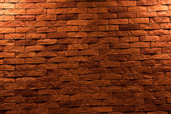 Brick wall. Old brick wall, brown and  red, texture, and background, construction Stock Photo