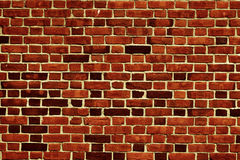 Brick wall. Stock Photography
