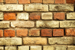 Brick wall. Stock Photo