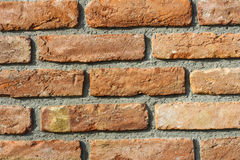 Brick wall. Old brick wall texture for backgrounds Royalty Free Stock Image