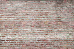 Brick Wall. Ole Brick Wall Texture and Background Royalty Free Stock Photography