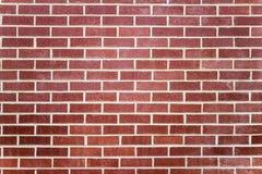 Brick wall. Pattern of beautiful red brown brick wall Royalty Free Stock Images