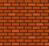 Brick wall pattern Royalty Free Stock Photo