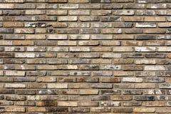 Brick wall pattern : Korea style Royalty Free Stock Photo