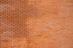 Brick Wall Pattern. Texture of pattern of brick wall Stock Photos