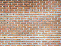 Brick wall pattern textured background Royalty Free Stock Photo