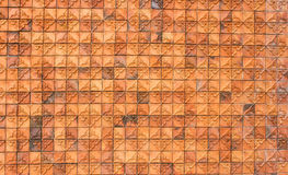Brick wall pattern Thailand Stock Image