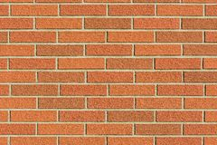 Brick wall. Photo of brick wall Royalty Free Stock Photography