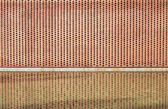 Brick wall - RAW format Stock Photography