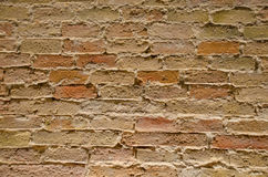 Brick wall. Red brick wall texture background stock photos