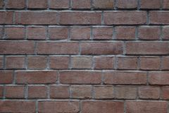 A brick wall Stock Photo