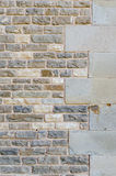 Brick wall. Repetitive brick wall texture background Stock Photos