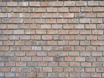 Brick wall sealing Groove show​ surface​ material​ background​ wallpaper. Closeup​ brick wall sealing groove show surface stock photo