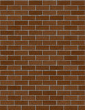Brick Wall seamless Stock Image