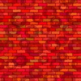 Brick wall, seamless Royalty Free Stock Image