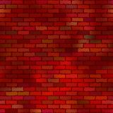 Brick wall, seamless Stock Images