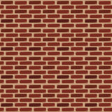 Brick wall seamless background Stock Photo
