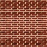 Brick wall seamless background Stock Photo