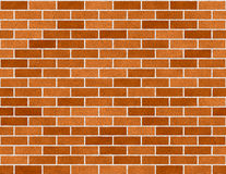 Brick Wall Seamless Background Small Bricks Royalty Free Stock Image