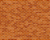 Brick wall seamless illustration background. Texture Royalty Free Stock Images