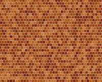 Brick wall seamless illustration background Royalty Free Stock Photos
