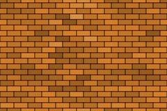Brick wall seamless pattern Royalty Free Stock Image
