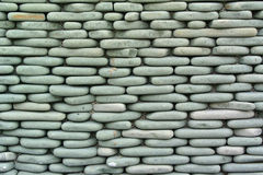 Brick wall stone backgrounds Stock Photography