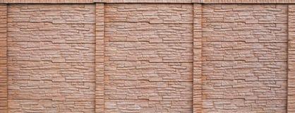 Brick wall. Stone brick wall detail close up background Stock Image