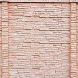 Brick wall. Stone brick wall detail close up background Stock Photo