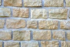 Brick wall stony Royalty Free Stock Photo