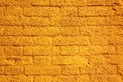 Brick wall with stucco texture Royalty Free Stock Photos