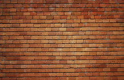 Brick wall surface texture vintage background Stock Images