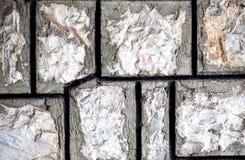 Brick Wall Surfaced Royalty Free Stock Image