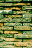 Brick wall texture background. Aged brick wall texture background good for fashion backgrounds Stock Image