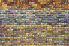 Brick Wall Texture. Mosaic like brick wall background Royalty Free Stock Images