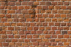Brick wall  texture Royalty Free Stock Photography
