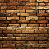 Brick wall texture. Texture of old brick wall Royalty Free Stock Image